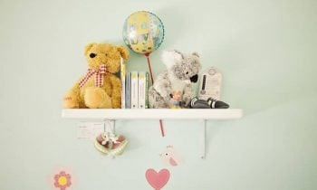 Baby Nursery Wall Decor
