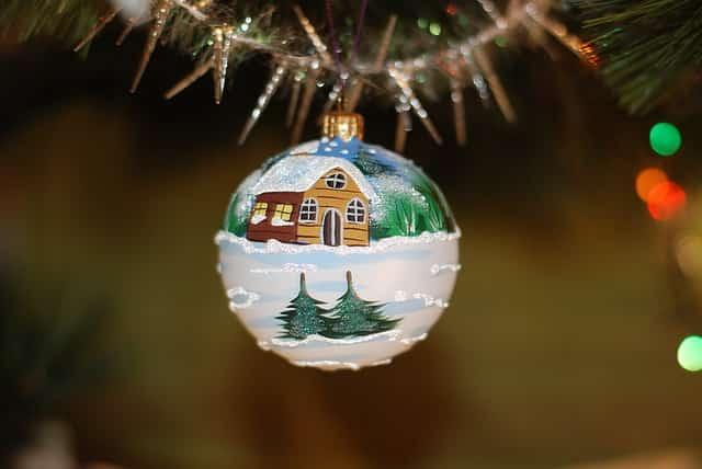 Stylish Christmas Tree Decor
