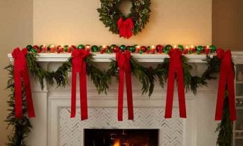 Fireplace Mantel Decor