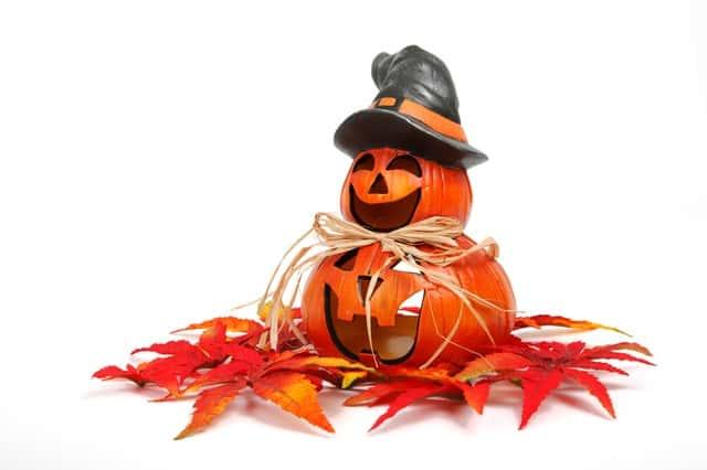 Halloween Craft Decor
